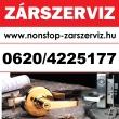 Zárszerviz, zárcsere non-stop Budapesten