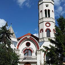 Budafoki református templom (Fotó: cai)