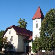 Nagytétényi református templom