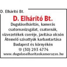 D. Elhárító Bt.
