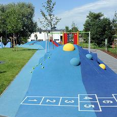 DunaFok Szabadidőparki Játszótér (Fotó: Szigetváry Zsolt - MTI)