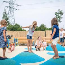 Szőlőfürt Játszótér (Fotó: Vadnai Szabolcs)