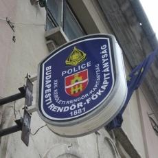 XXII. kerületi Rendőrkapitányság (Fotó: ittlakunk.hu)