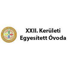 XXII. kerületi óvodai körzethatárok