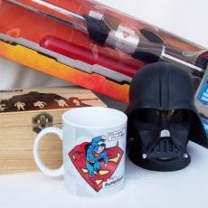 Hősök - Star Wars, Supermen, stb. egyedi használati tárgyak