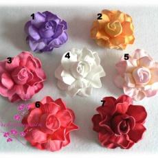 Gardenia rózsa habból