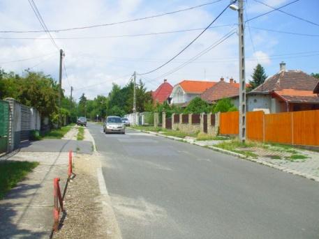 Hűség utca (Fotó: mapio.net)