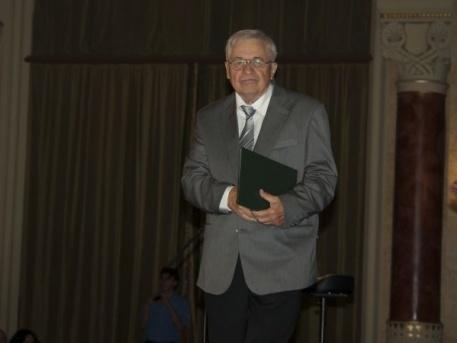 Nemes László 2015-ben (Fotó: önkormányzati portál)