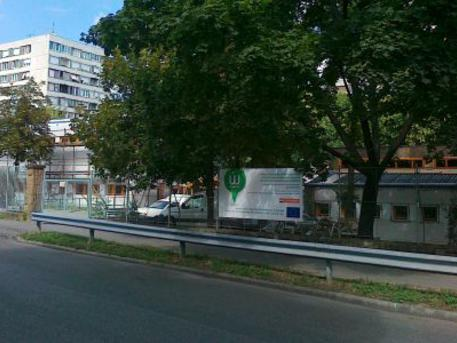 A kép a Halacska ovi felújításakor készült, forrás: xxii.hu