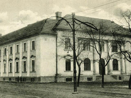 A posta újkorában, 1931, forrás: Postamúzeum