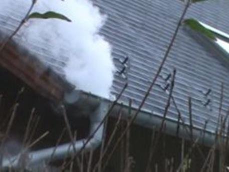 Ha füstöl az eresz, akkor lebukott a tulajdonos