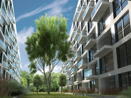Az Elite Park most a legnagyobb társasházi fejlesztés Budapesten