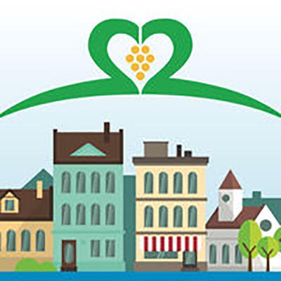 Ez a Bornegyed telefonos app már meglévő logója