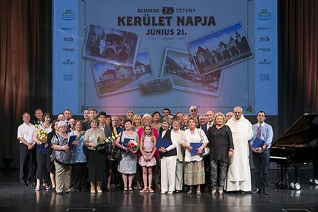 2017 díjazottjai, fotó: Kocsis Zoltán