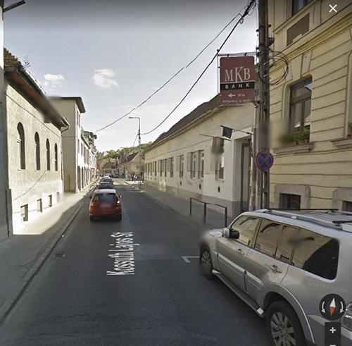 Pár éve a Google maps ilyennek látta