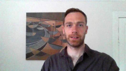 James Davidson, A lánc című regény szerzője