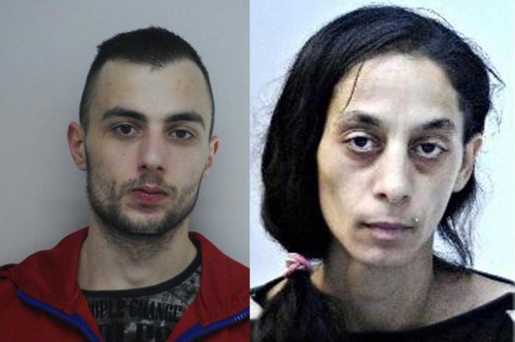 Horváth József és Mursa Renáta (forrás: police.hu)