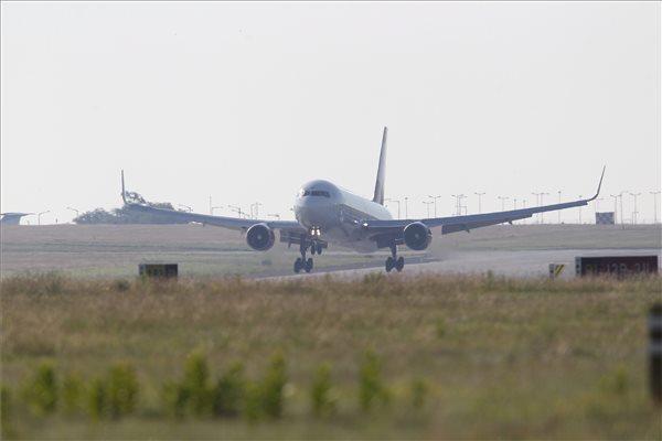 Landolt az aranygép (fotó: Szigetváry Zsolt - MTI)